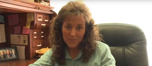 Michelle Duggar [Image credit: YouTube, Channel TLC