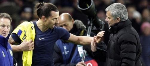 Mourinho përshkruan Ibrahimoviqin me tri fjalë - Lajme sportive ... - kosovapress.com
