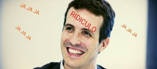 Pablo Casado, político del PARTIDO POPULAR