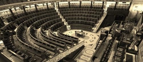 Parlamento tranquilo, inocente