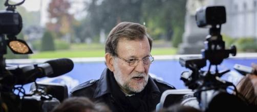 """Rajoy ve """"inaceptable"""" amenazar a un tribunal y recuerda a Mas que ... - deia.com"""