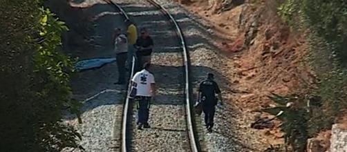 Trágico acidente ocorreu a cerca de um quilómetro da Estação de Portimão