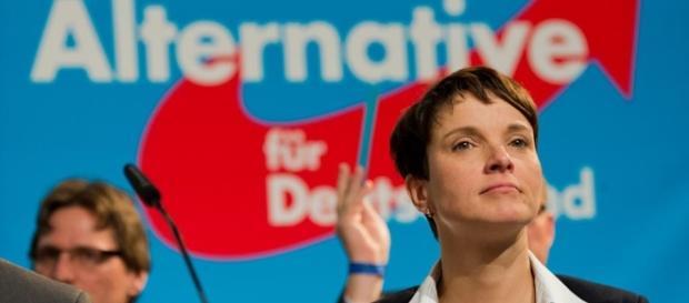 Frauke Petry, leader del partito Alternative fur Deutschland (Afd)