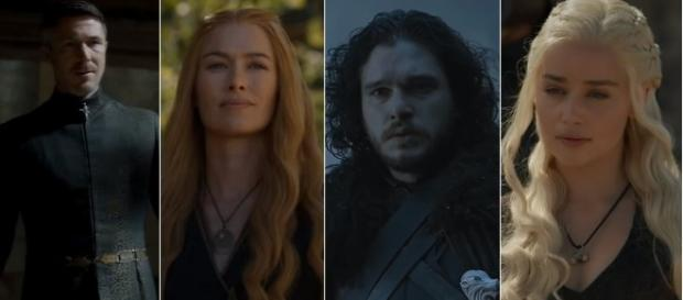 Game of Thrones Elections results. Screncap: Game of Thrones Best Scenes via YouTube
