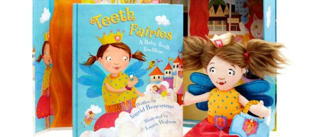 "Ingrid Bencosme is the author of the ""Teeth Fairies"" book and toy set. / Photo via Ingrid Bencosme, used with permission."