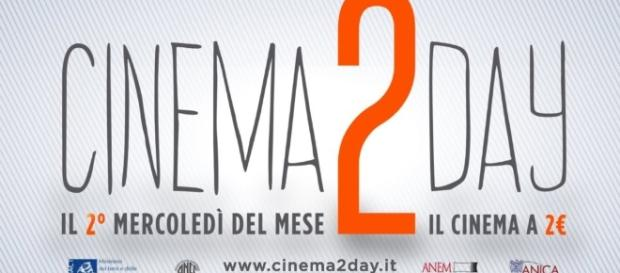 Cinema 2 Day: guardare un film a soli due euro - makemefeed.com