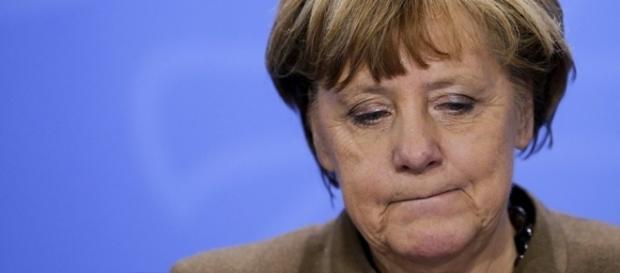 Czy Merkel przetrwa? (fot. za sputniknews.com)