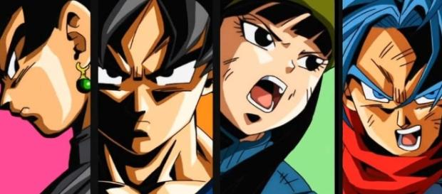 Primer vistazo a Black Goku en Dragon Ball Super | Cine PREMIERE - com.mx
