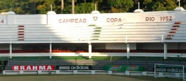 Título da Copa Rio de 1952 já é tratado como Mundial de Clubes nas Laranjeiras (Foto: Máquina do Esporte)