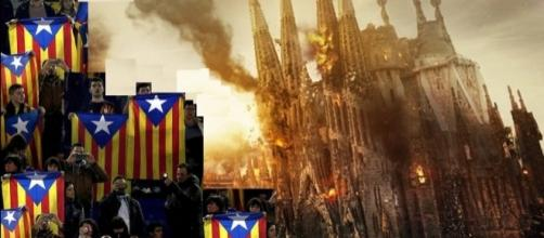 Altas posibilidades de atentado en Barcelona
