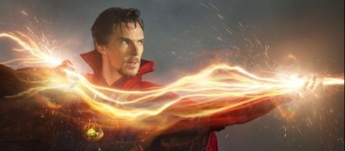 Benedict Cumberbatch will portray Dr. Strange; photo from comingsoon.net