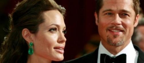 Brad Pitt e Angelina Jolie estão se divorciando