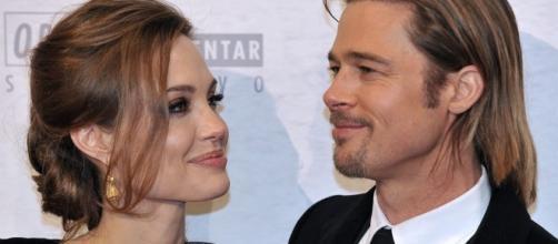 Brad Pitt e Angelina Jolie, fotostoria di un amore - VanityFair.it - vanityfair.it