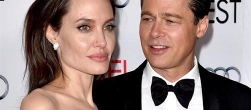 ¡CONMOCIÓN EN HOLLYWOOD! Angelina Jolie y Brad Pitt se divorcian
