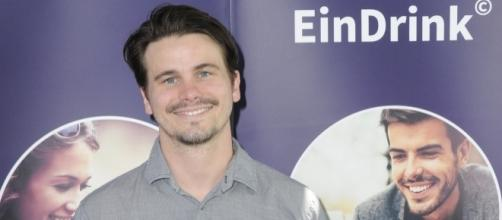 Jason Ritter at Bergman Emmy Party