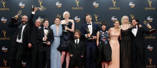 La serie Juegos de Tronos ha hecho historia en los premios Emmys 2016
