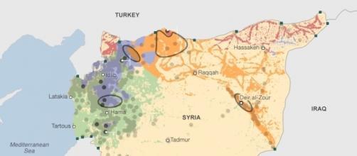 La situazione siriana:un conflitto senza fine