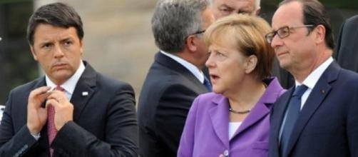 Matteo Renzi, parole forti contro l'Unione Europea sulla gestione della 'questione migranti'