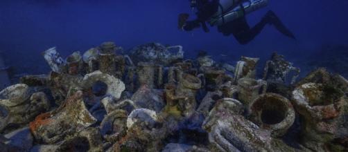 Mecanismo de Anticitera: Hallan restos humanos en barco que ... - diariocorreo.pe