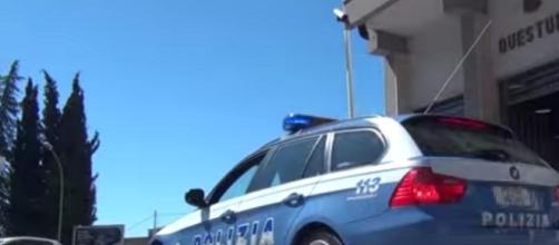 Polizia impegnata in servizi quotidiani di controllo