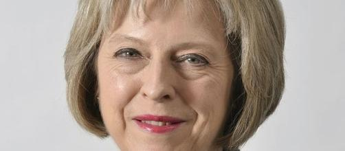 The UK Prime Minister Theresa May Courtesy: Wikimedia Commons