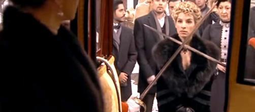 Una Vita, anticipazioni 26-1 ottobre: la Regina mortifica Cayetana