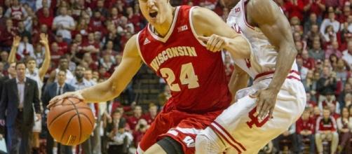 Wisconsin Basketball: What's Up With Bronson Koenig? - badgerofhonor.com