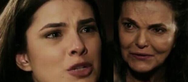 Adara revela toda a verdade para salvar Aruna das acusações de Acã