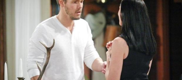 Anticipazioni Beautiful: Wyatt salva Liam