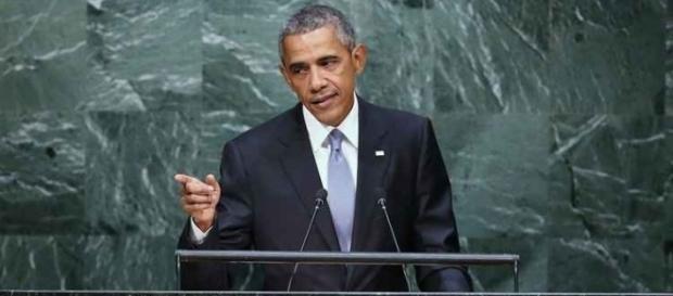 Barack Obama falou do combate ao preconceito, à xenofobia e sobre como a democracia pode ser uma ferramenta para levar a mudanças sociais e econômicas