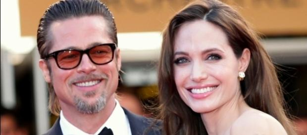 Brad Pitt et Angelina Jolie en 2011, Getty Images