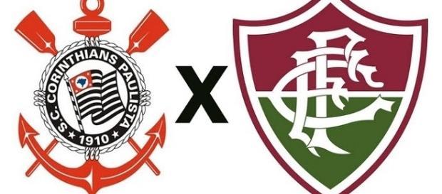 Corinthians e Fluminense se enfrentam duas vezes seguidas em um intervalo de cinco dias (Foto: Cultura Mix)