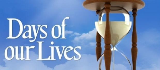Days of Our Lives screencap TV logo via NBC