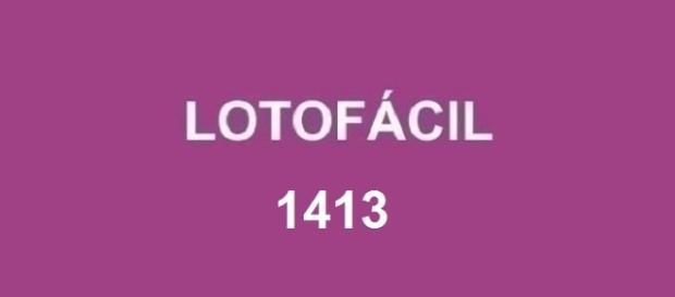 Divulgado em 19/09 - Resultado da Lotofácil 1413