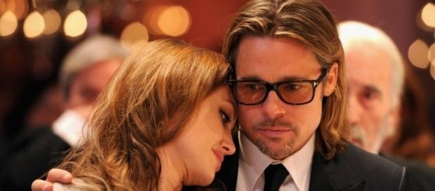é veramente finita fra Angelina Jolie e Brad Pitt?