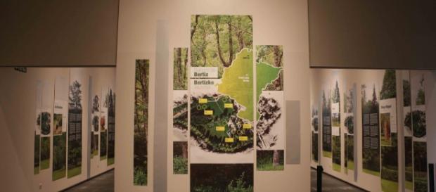 Exposición itinerante sobre los artistas de la escultura vasca en su entorno natural