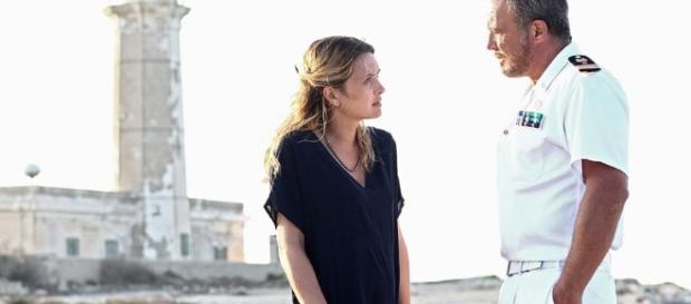Fiction, Lampedusa trama e replica prima e seconda puntata.