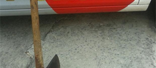 G1 - Suspeito de matar caseiro com golpes de machado é preso em ... - globo.com