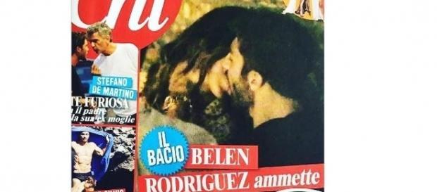 Gossip: su Chi i primi baci di Belen Rodriguez e Andrea Iannone.