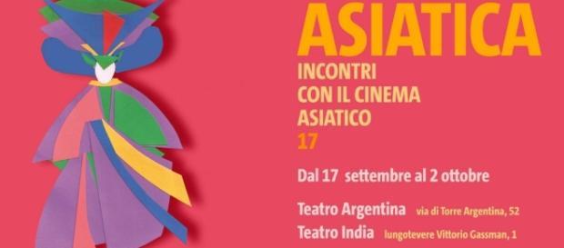 Il Festival del cinema asiatico fino al 2 ottobre a Roma.