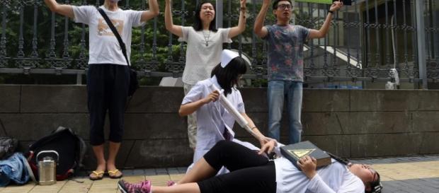 """Las clínicas que """"curan"""" la homosexualidad en China - lavanguardia.com"""