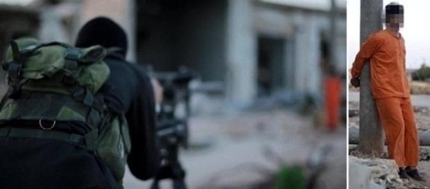 Líder sírio apoiado pelos EUA que foi executado pelo El.