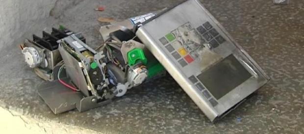 Mais uma caixa multibanco assaltada com recursos a explosivos no concelho de Peniche.