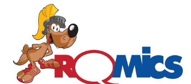 Questo è da sempre il logo ufficiale del Romics
