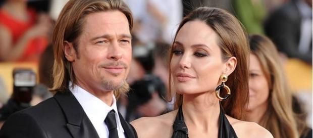 Separação do casal Angelina Jolie e Brad Pitt