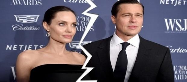 Separação do casal foi divulgada nesse Segunda-feira (Foto: Getty Images)
