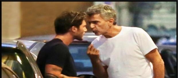 Stefano De Martino litiga con il padre di Belen: ecco cos'è accaduto