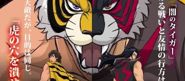 Tiger Mask W ! Trailer Imagen promocional