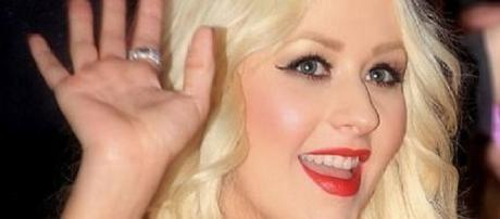Christina Aguilera sheds weight with Reiki. Wikimedia user Ian Smith