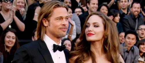 Brad Pitt e Angelina Jolie sul Red Carpet